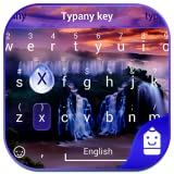 Iguazu Fall Theme&Emoji Keyboard