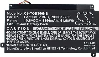 3850mAh Battery for Toshiba Chromebook 2, Chromebook 2 CB35, Chromebook CB35, CB35-A3120, CB35-B3330, CB35-B3340, CB35-C3300
