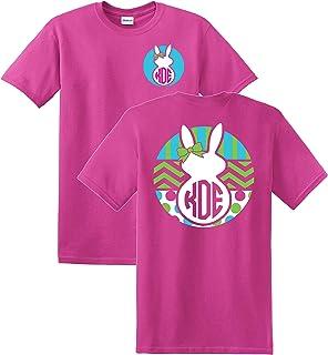 Easter Bunny Monogrammed T-Shirt