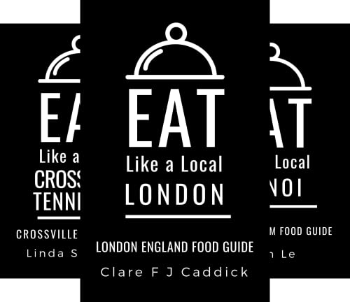 Eat Like a Local (47 Book Series)