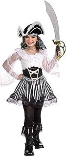 Forum Novelties Pepper the Pirate Lass Costume, Small