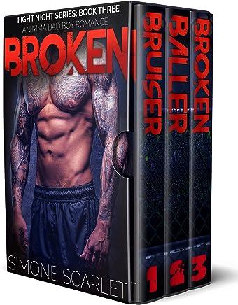 Baller / Bruiser / Broken: The Fight Night Series #1: An ...