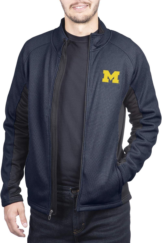 Spyder Mens Constant Full Zip Sweater Gameday Jacket