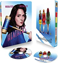 Heathers 30th Anniversary Edition Steelbook