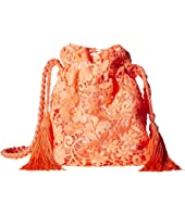 Alice + Olivia - Rope Neon Lace Crossbody Pouch