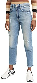 Lee Vintage Modern Women's High Rise Straight Leg Ankle Jeans