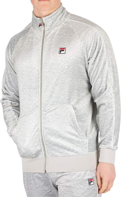 Fila Men's Kurtis Jacket, Grey