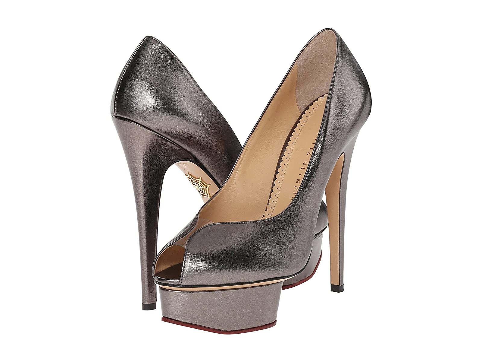 Charlotte Olympia Daphne PlatformCheap and distinctive eye-catching shoes