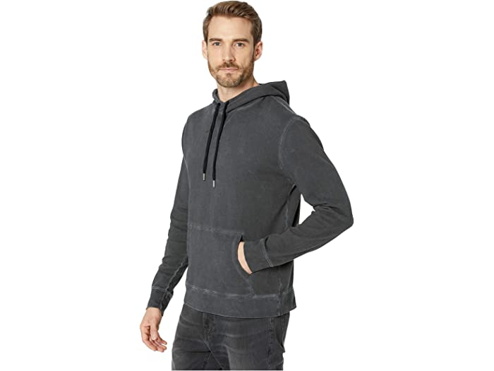 Threads 4 Thought Rainwash Terry Pullover Hoodie - Men Clothing
