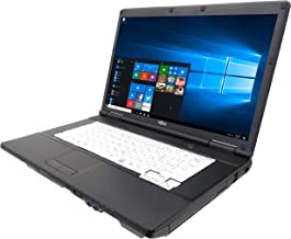 Fujitsu Laptop A572/MS Office 2019/Win 10 Home/15.6/Core i3-3110M/DVD/HDMI/4GB/128GB SSD (Refurbished)