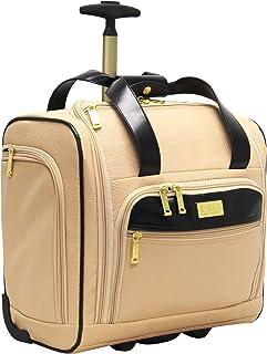 "Nicole Miller New York Sharon Collection 15"" Under Seat Bag"