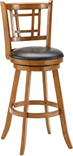 Hillsdale Furniture Fairfox Stool, Counter, Oak