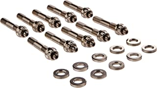 ARP 400-8025 M8 x 1.25 x 57mm Stainless Steel Stud Kit - 10 Piece