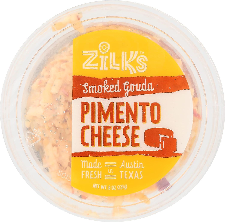 Zilks Foods 25% OFF Atlanta Mall Gouda Smoked Ounce 8 Pimento