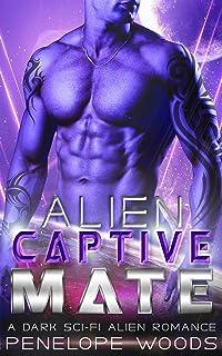 Alien Captive Mate: A Sci-Fi Romance