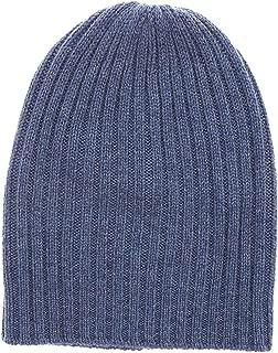 FEDELI Luxury Fashion Mens 2UI07300JEANS Blue Hat | Fall Winter 19