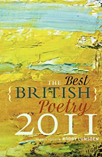 The Best British Poetry 2011