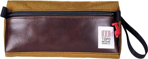 Duck Brown/Dark Brown Leather