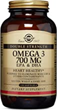 Solgar – Double Strength Omega-3 700 mg, 120 Softgels
