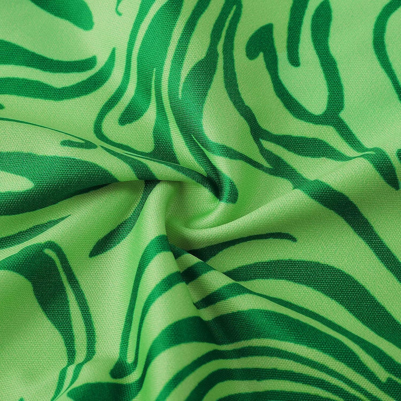 Women's Pants Casual Summer Slim Fit Fashion Street Water Ripple Plaid Print Long Pants Sweatpants Trouser