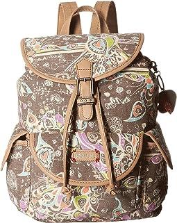 Sakroots - Artist Circle Small Flap Backpack