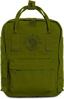 Fjällräven Re-Kånken Mini Kinder Backpack,Green (Spring Green),13 x 20 x 29 cm