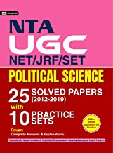 NTA UGC NET/JRF/SET POLITICAL SCIENCE 25 SOLVED PAPERS AND 10 PRACTICE SETS
