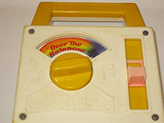 Vintage Fisher Price Music Box Plays Over the Rainbow ... as shown