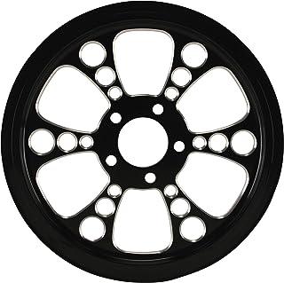 Dual Disc Ultima Polished Kool Kat Aluminum Front Wheel 18x 3.5 37-616