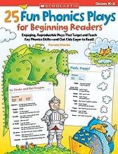 25 صدا سرگرم کننده برای شروع خوانندگان: جذب، بازیابی مجدد است که هدف و آموزش مهارت های صوتی کلیدی و دریافت بچه ها مشتاق به خواندن!