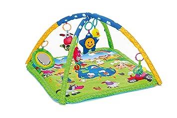 Baby Krabbeldecke Spielbogen Erlebnisdecke Spieldecke Spielmatte Musik Spielzeug