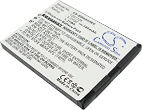 Replacement Battery for Sierra Wireless AirCard 595U, AirCard 875U, AirCard 880U, AirCard 881, AirCard 881U, USBConnect 881