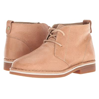 Hush Puppies Cyra Catelyn Leather (Natural Embossed Leather) Women