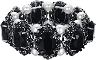 Best oval pearl bracelet Reviews