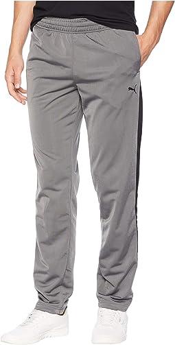 Contrast Open Pants
