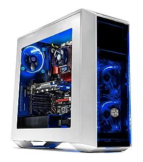 SkyTech Oracle - Gaming Computer PC Desktop - AMD FX-6300 3.5 GHz, 120GB SSD, GTX 1050 TI 4GB, 1TB HDD, 16GB DDR3, 970 Chipset Motherboard, Windows 10 Home (GTX 1050 TI   FX-6300   16GB)