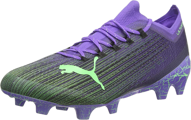 PUMA Unisex Adults Ultra 1.1 Fear FG/AG Football Shoe