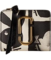 Marc Jacobs - Snapshot Playboy Mini Compact Wallet
