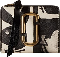 Marc Jacobs Snapshot Playboy Mini Compact Wallet