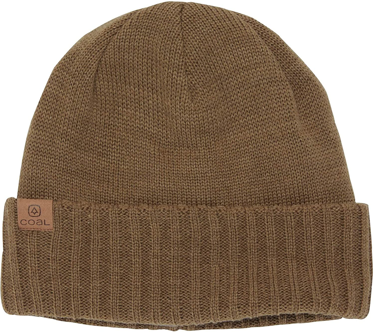 Coal Rogers Recycled Soft Knit Fleece Lined Beanie Hat
