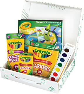 Crayola Creative Color and Paint Kit