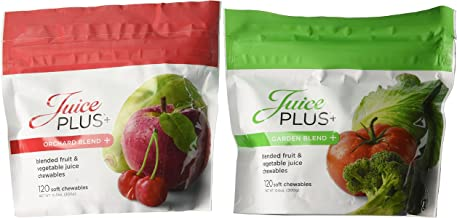 Juice Plus+ Children's Chewables Orchard and Garden Blend 4 Month Supply