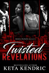 Twisted Revelations: Book 5 of the Twisted Minds Series Kindle Edition