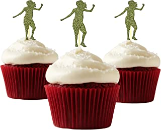 Best zumba cupcake toppers Reviews