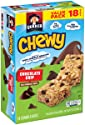 Quaker Chewy Bars, Chocolate Chip, 15.2oz