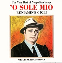 The Very Best Of Neopolitan Songs - 'O Sole Mio