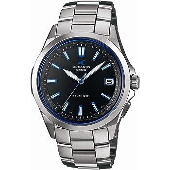 [カシオ] 腕時計 オシアナス 電波ソーラー OCW-S100-1AJF シルバー