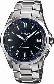 OCEANUS OCW-S100-1AJF tough solar radio men's watch