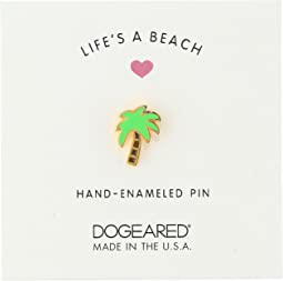 Dogeared - Life's A Beach Pin