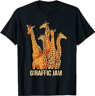 GIRAFFIC JAM T-SHIRT